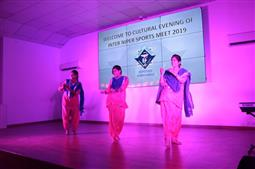 Cultural programme and Award ceremony on the occasion of Inter niper Sports Meet 2019