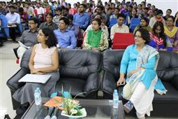 Guest Lectures by eminent faculties from USA