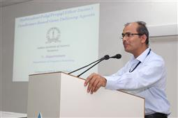 Prof. N. Jayaraman visited NIPER-A