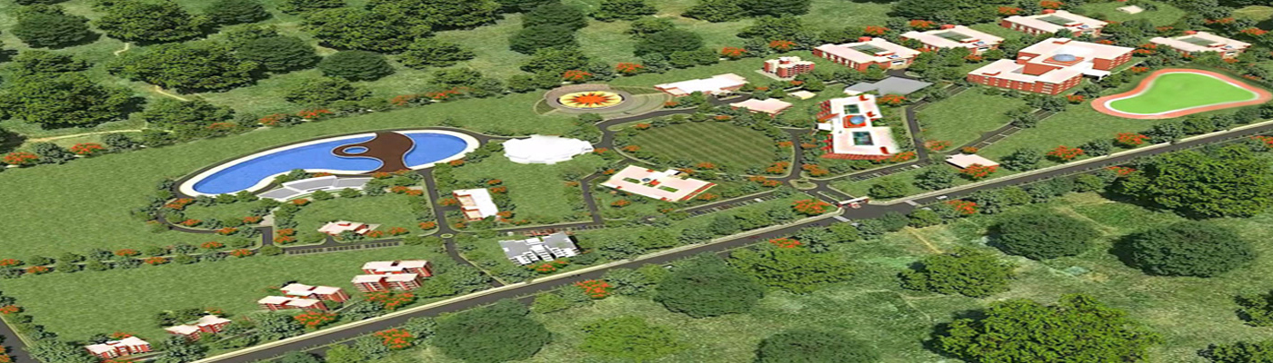 NIPER New Campus Layout
