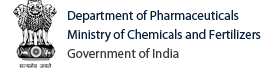 Department of Pharmaceuticals Ministry of Chemicals and Fertilizers Government of India