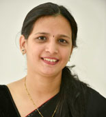 Bhagyashree Kamble, Ph. D
